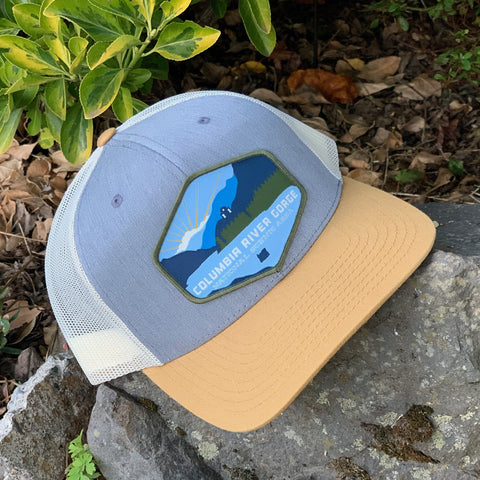 Columbia River Gorge - Trucker Hat