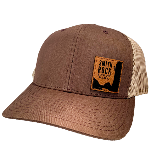 Smith Rock Trucker Hat