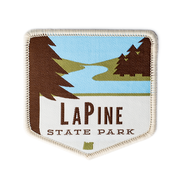 LaPine State Park Patch