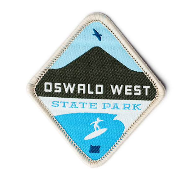 Oswald West State Park Patch
