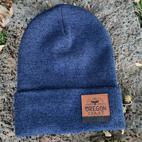 The Oregon Coast Beanie - Whale's Tail