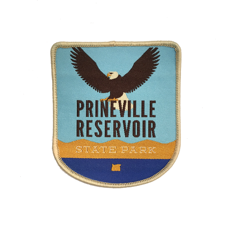 "Prineville Reservoir State Park ""Eagle"" Patch"