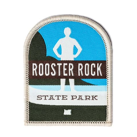 Rooster Rock State Park Patch