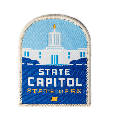State Capitol State Park Patch