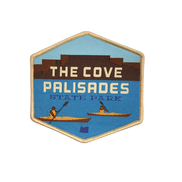 "The Cove Palisades ""Kayaking"" State Park Patch"