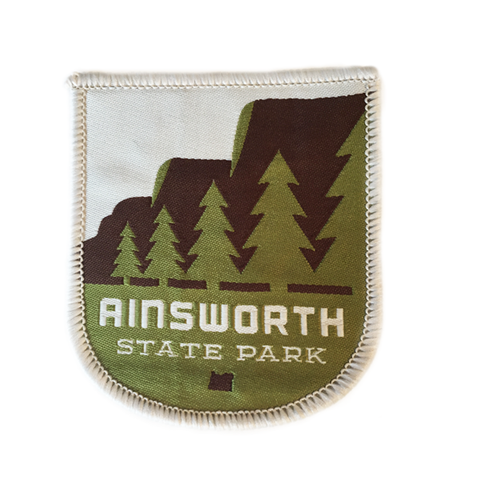 Ainsworth State Park Iron-on Patch