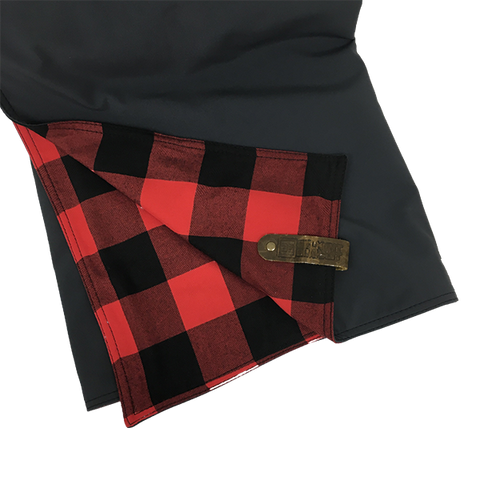 Foundation Legacy T Blanket - Buffalo Plaid