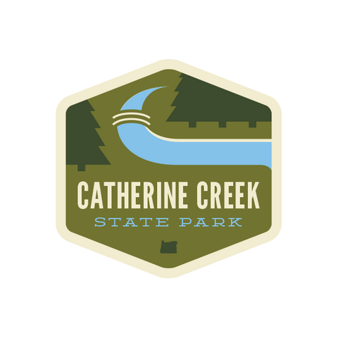 Catherine Creek State Park Sticker