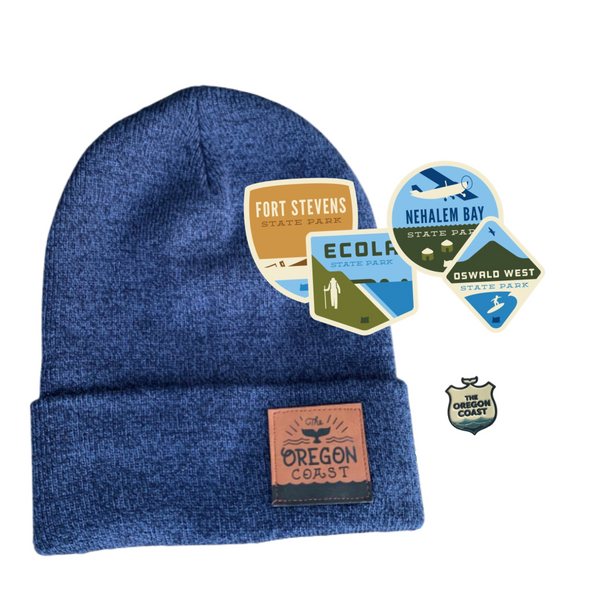 Oregon Coast Gift Set