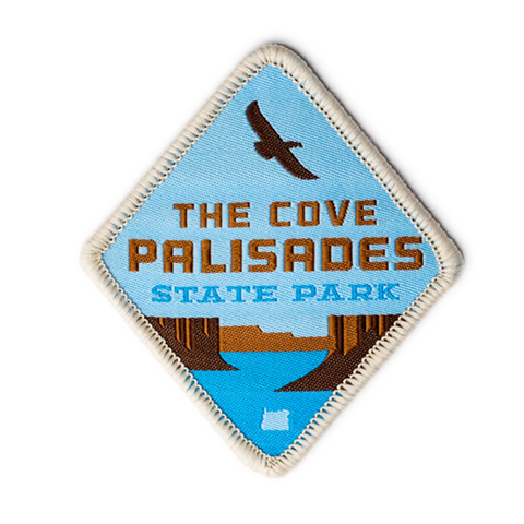 "The Cove Palisades State Park ""Lake"" Patch"