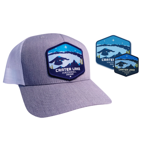 Crater Lake Gift Set