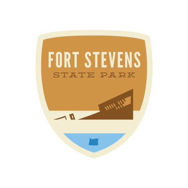 Fort Stevens State Park Sticker