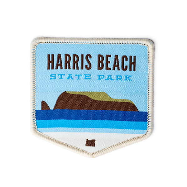 Harris Beach State Park Patch