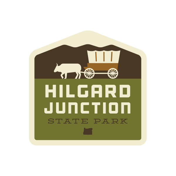 Hilgard Junction State Park Sticker