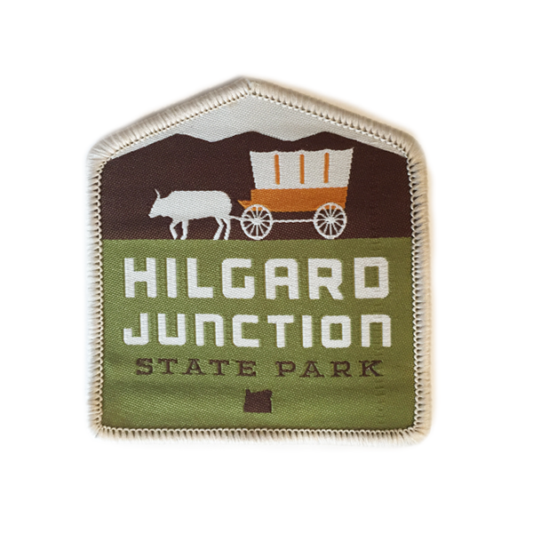 Hilgard Junction State Park Patch
