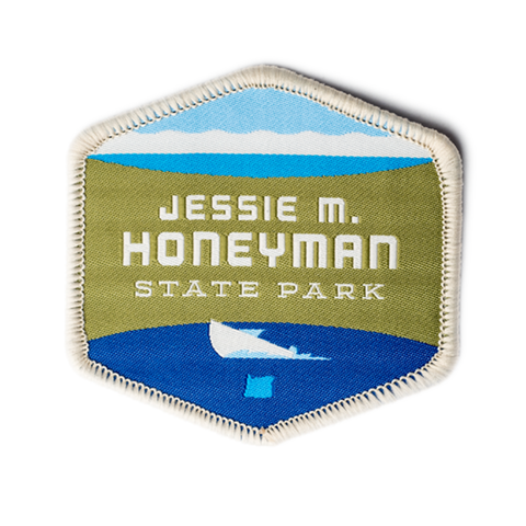 Jessie M. Honeyman State Park Patch