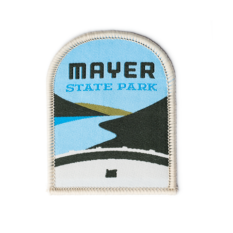 Mayer State Park Patch