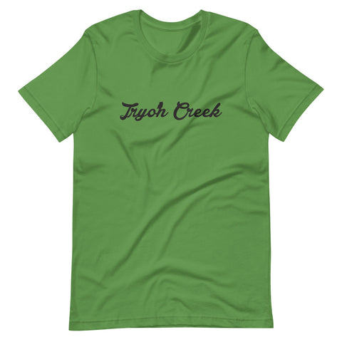 Tryon Creek - Script T-Shirt