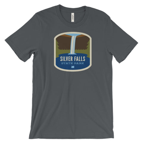 Silver Falls State Park T-Shirt