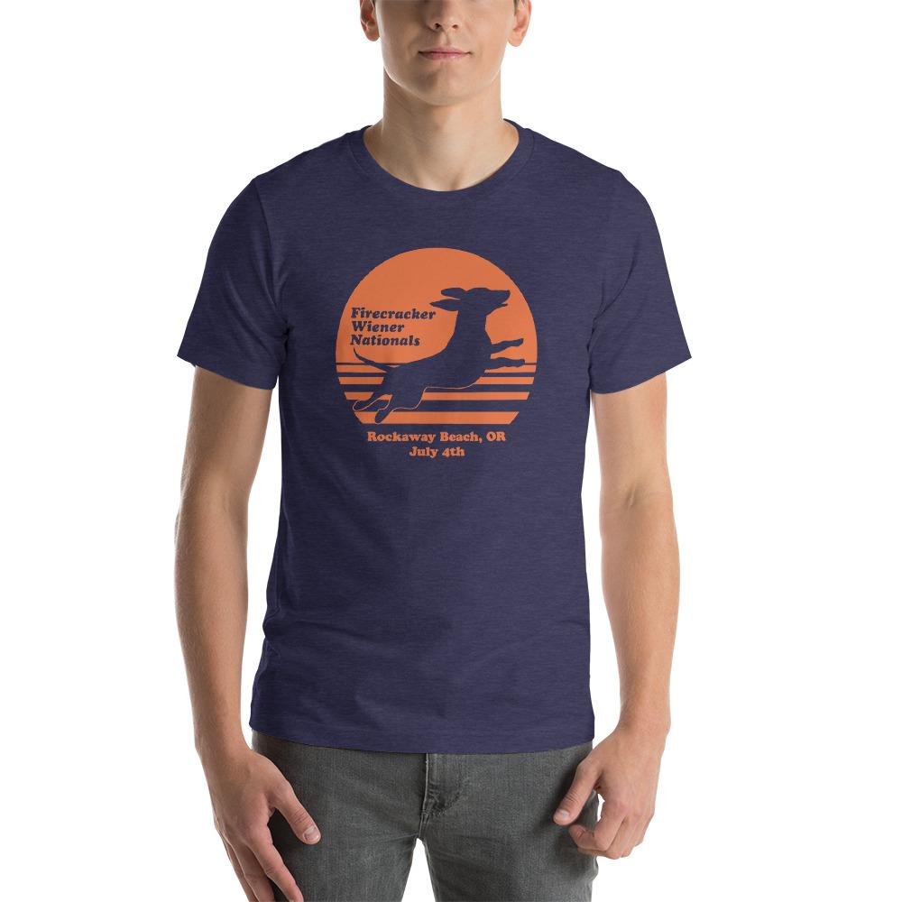 Firecracker Wiener National - T-Shirt