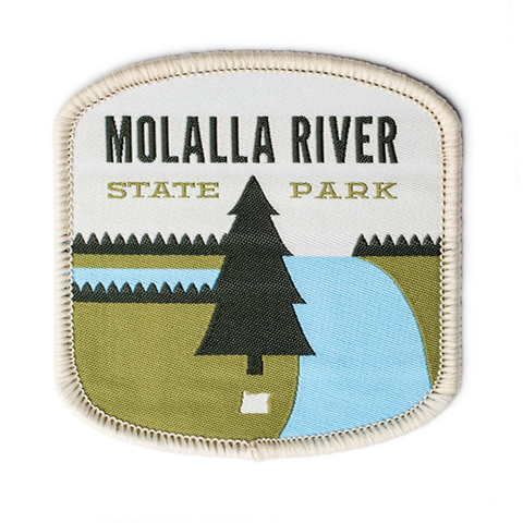 Molalla River State Park Patch