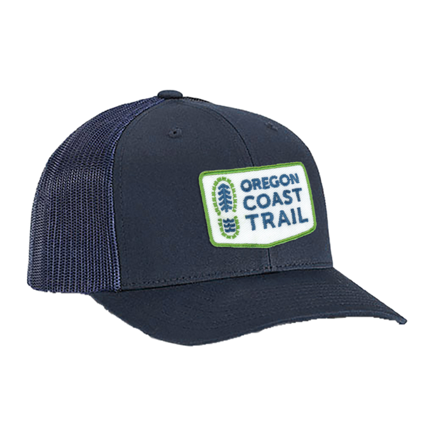OCT Logo Patch Trucker Hat