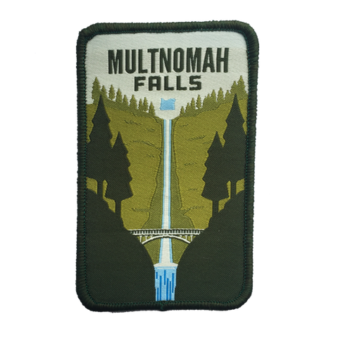 Multnomah Falls Patch