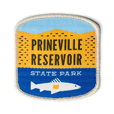 Prineville Reservoir State Park Patch