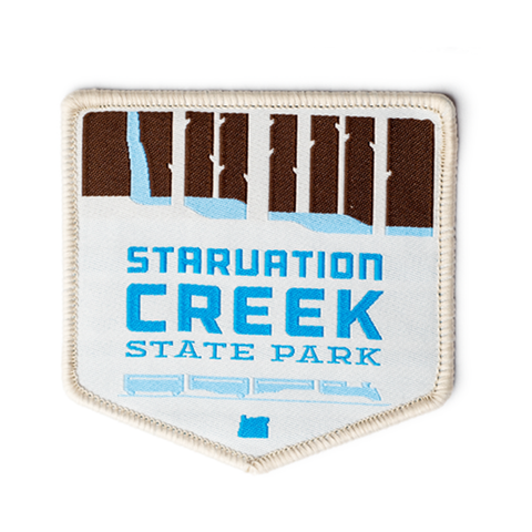 Starvation Creek State Park Patch