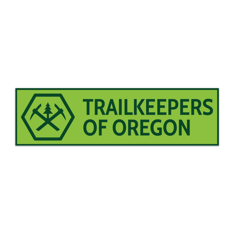 Trailkeepers Bumper Sticker