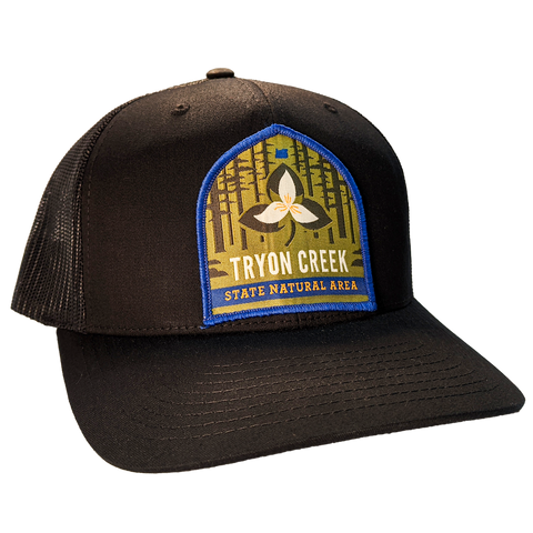 Tryon Creek State Natural Area - Retro Trucker Snap Back Hat