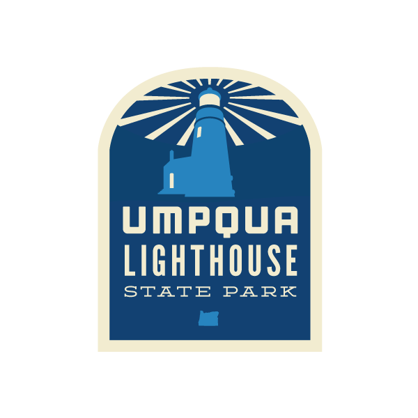 Umpqua Lighthouse State Park Sticker