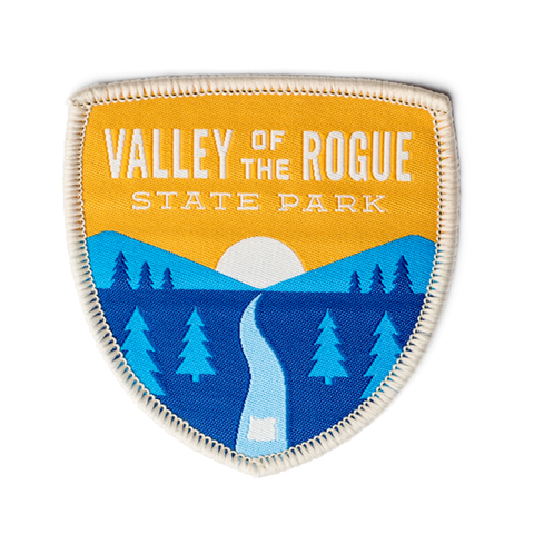 Valley of the Rogue State Park Patch