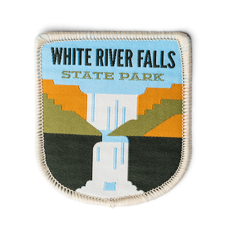 White River Falls State Park Patch