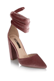 Garner Rose Velvet- Billini Shoes