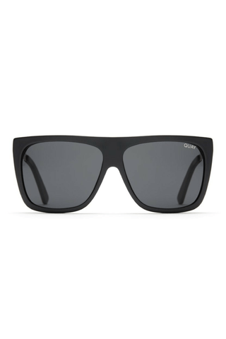 Quay x Desi OTL II Sunglasses in Black/Smoke - QUAY AUSTRALI