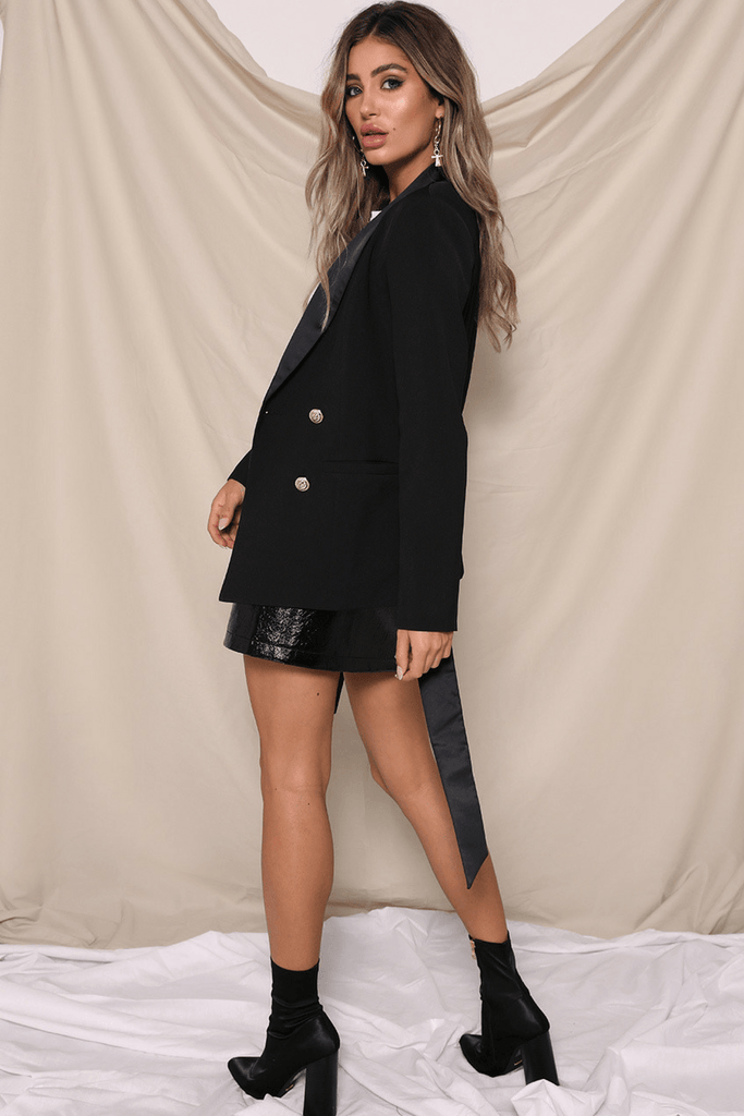 Victoria Blazer In Black