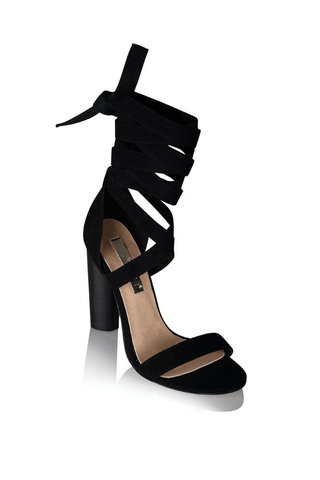 Limera Black Suede - Billini Shoes