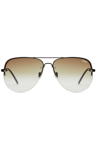 Muse Fade Sunglasses in Black/Brown