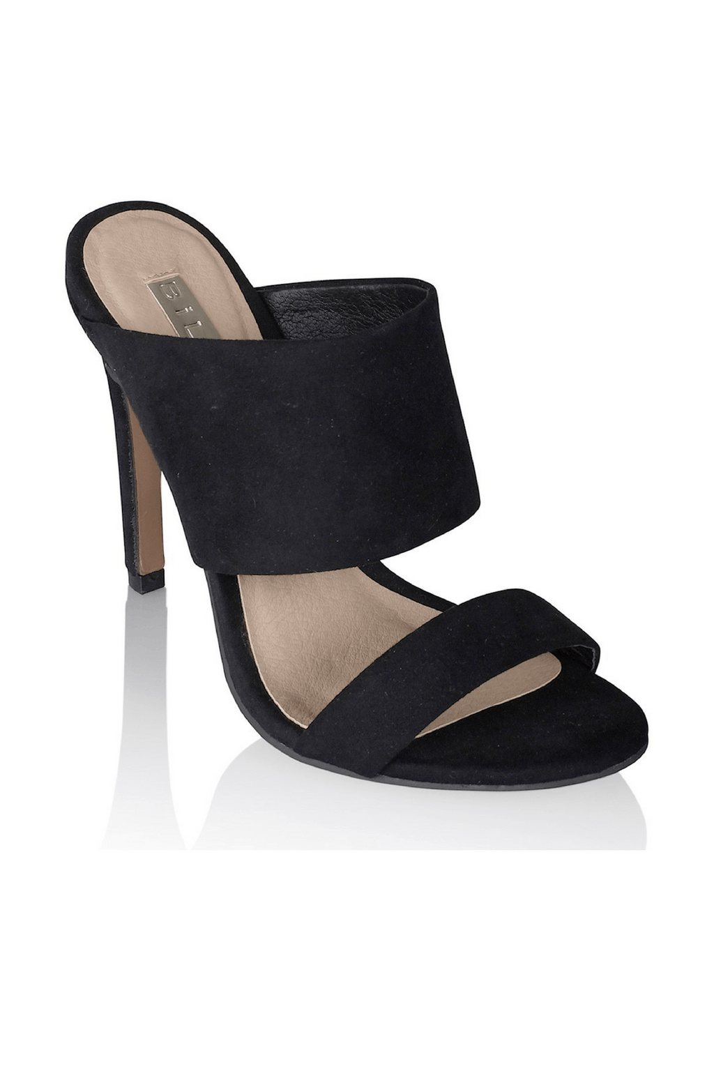 Cavita Black Suede - Billini Shoes