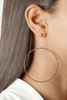 Amira Hoop Earrings - Jolie & Deen