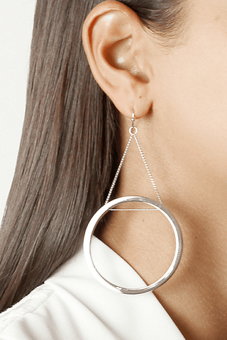 Santorini Statement Earrings - Jolie & Deen