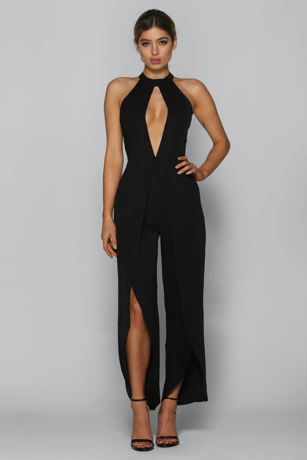 Showstopper Jumpsuit Bad AF Fashion