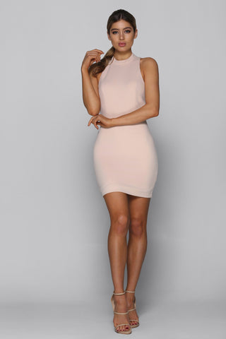 Your Nightmare Dress in Nude