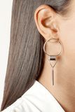 Tammy Hoop Earrings - Jolie & Deen