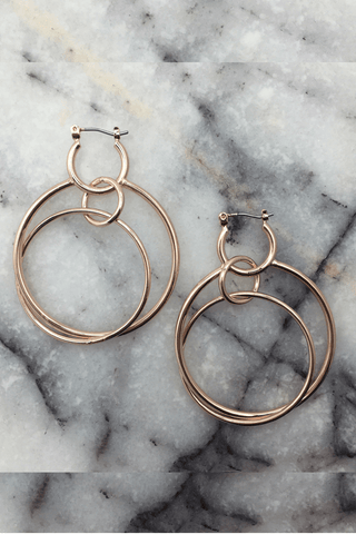 Ana Hoop Earrings