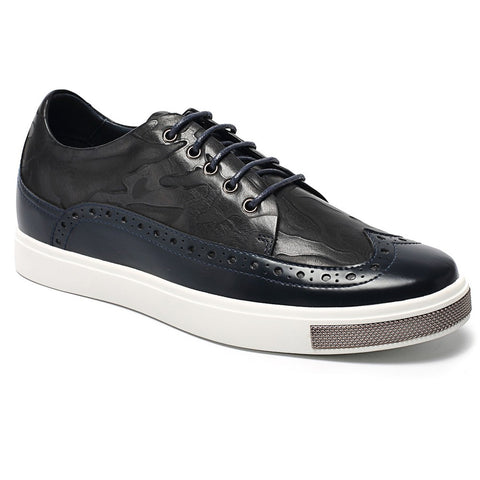 Chamaripa Height Increasing Shoes Classic Sneakers #L62C26K015D