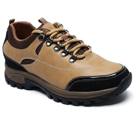 Chamaripa Woodland Elevator Shoes Make Men Look Taller #H61122K012D