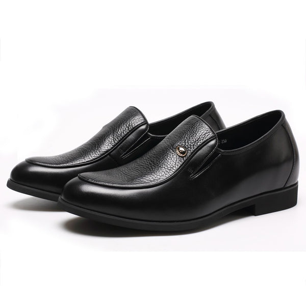 Chamaripa Elevator Shoes Slip-On Loafer Dress Shoes #H62D15K061D