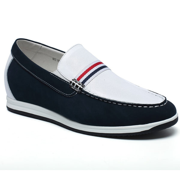 New Stylish Elevator Casual Shoes Tall Shoes For Men #H61305K012D